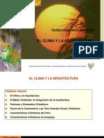 1.ARQ- Y CLIMA