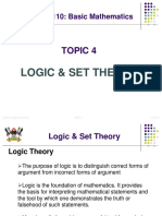 Copy of Mth 1110 Logic and Set Theory Abrd Basic Mathematics Bist Yr1 Sem1