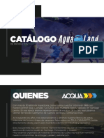 Aqualand catalogo