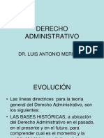 Referencia 5. Derecho Administrativo