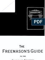 Anon - Free Masons Guide to the Symbolic Degrees