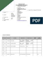 Form Data Sapk Ratnaningsih Sr