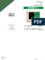 Manual Hr 8000 Plus v2 Baja