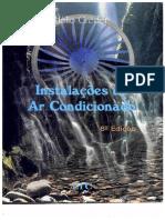 Instalações de Ar Condicionado  - Hélio Creder.pdf