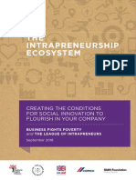 The Intrapreneurship Ecosystem
