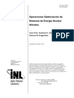 Operations Optimization of Nuclear Hybrid Energy Systems .en.es