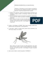 roteiro parasitologia