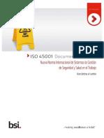 Presentacion Iso 45001