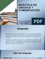 didactica del lenguaje y la comunicacion