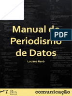 Manual de Periodismo de Datos
