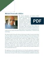 Foucault Ethics