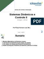 Simulação 1 - SDCON II - Hermom