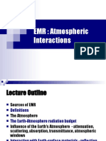 L4 EMR and Atmosphere T