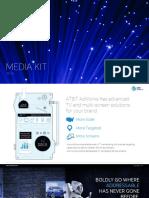 ATT AdWorks Media Kit 2018