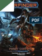 Starfinder - Primeiro Contato - Biblioteca Élfica