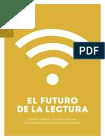 El Futuro de La Lectura CERLALC