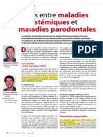 Clinic Analyse Relations Maladies System.et Paro