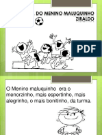 Avaliação Diagnóstica 2 Ano de Português Em WORD 2