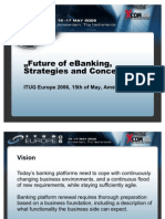 Future of E-banking Strategies & Concepts