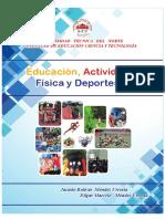 Libro Educación, Actividad Física y Deportes