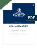 Modelo Pedagogico Para Proyectos de Formacion Virtual Reminton