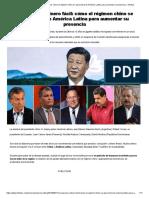 Corrupción y Dinero Fácil_ Cómo El Régimen Chino Se Aprovecha de América Latina Para Aumentar Su Presencia - Infobae