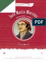 José María Morelos Generalísimo y Siervo