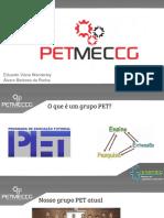 Apresentação PET Semec