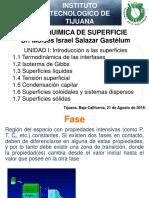 Laminas de la unidad 1 Fisicoquimica de superficies.pdf