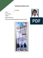 Laporan Progam Outreach 2014