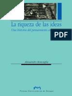 Roncaglia Alessandro - La Riqueza De Las Ideas.pdf
