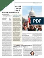 Anulan el indulto a Fujimori