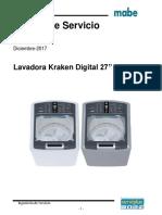 Manual Servicio Kraken Digital 27