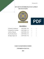 SAP 1 Ak Perbankan Dan LPD Kelompok 3
