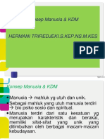 1.Konsep Manusia & KDM.ppt