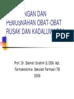 PEMBUANGAN DAN PEMUSNAHAN OBAT-OBAT YANG KADALUWARSA.pdf