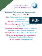 Informe primero y segundo de bach.docx