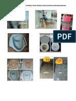 Membersihkan Kamar Mandi Yang Bersih Dan Higienis Menggunakan Glisber Cleaner