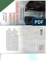 [scaner] Modernidade, pluralismo e crise de sentido - Henri Berger.pdf