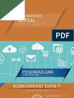 Komunikasi Data Serial