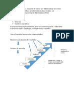 Evaluacion de Proyevto