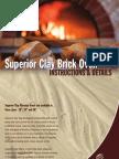Brick Oven Booklet