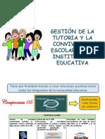 PPT_CONVIVENCIA ESCOLAR