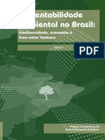Ipea Livro07 Sustentabilidade Ambiental Introdução Sustentabilidade Ambiental Conceitos Reflexões e Limites
