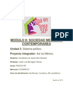 NozNavedo Candelaria M8S3 Presenteypasadodesep