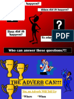 The Adverb PowerPoint
