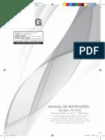 LG BP420 Manual De Instruções
