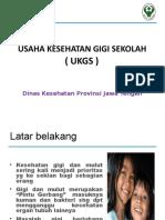 UKGS & UKGM puskesmas