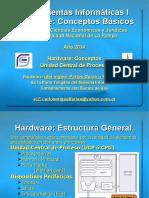 01 Hardware Unidad Central de Proceso 2014
