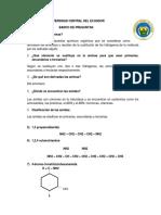 311663822 Banco de Preguntas Aminas Amidas